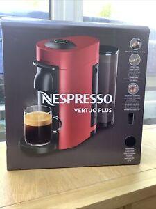 Nespresso vertuo plus coffee machine Black