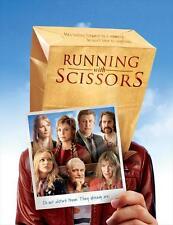 RUNNING WITH SCISSORS Movie POSTER 27x40 B Annette Bening Gwyneth Paltrow Jill