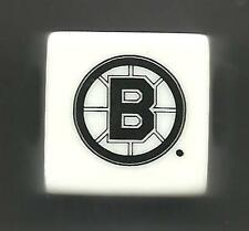 1995 One-On-One NHL Hockey Dice, Boston Bruins Logo Die