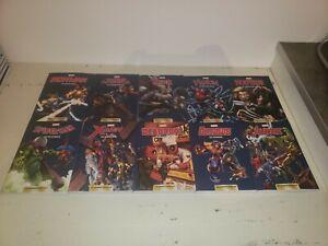 Comics Marvel Les grandes batailles 240 pages tomes 1 à 10