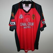 County DOWN GAA 2004 match shirt jersey #9 Gaelic Gear L An Dún hurling football