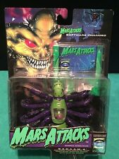 Mars Attacks Night-Glow Martian Spider Action Figure New S.A.D.A.A.M.A. Topps