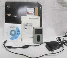 iRiver H10 Black ( 20 Gb ) Mp3, Bundle with Manual, Cd, Cover