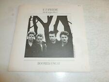 "U2 - Pride (In The Name Of Love) - Original 1984 UK 2-track 7"" Single"