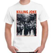 Killing Joke Malicious Damage Laugh? I Nearly Bought One Punk Rock T Shirt 1733