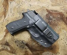 GUNNER's CUSTOM HOLSTERS fits SIG M11A1 IWB Concealment Kydex Holster TUCKABLE
