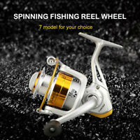 12BB Saltwater Freshwater Spinning Fishing Reel Left / Right Interchangeable