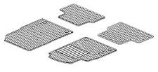 VAUXHALL RUBBER FLOOR MATS - GENUINE NEW - 13422351