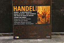 G.F. HANDEL-Semele/la resurrezione etc/Gardiner/Koopman 6 CD-Box