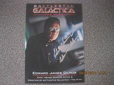 Battlestar Galactica - Edward James Olmos Autographed 5x7 Photo