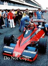 Niki Lauda Parmalat Brabham BT46B Swedish Grand Prix 1978 Photograph 2