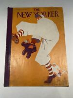 The New Yorker April 18, 1931 - FULL MAGAZINE - Cover art by Charles Donelan
