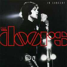 THE DOORS - IN CONCERT - 2 CDS - NEW!!