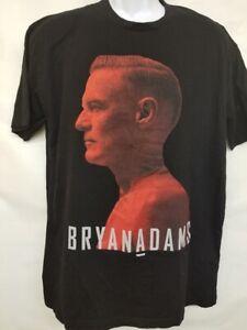 BRYAN ADAMS - VINTAGE ORIGINAL 2019 TOUR CONCERT TOUR XL T-SHIRT *LAST 1