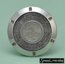 RARE Original Vintage Omega Speedmaster Two Tone Watch 1982 DD145022 Caseback