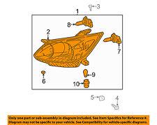 TOYOTA OEM 03-08 Matrix-Headlight Assembly 8115002220