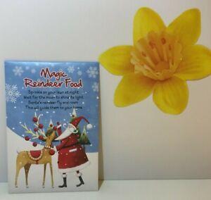 (RO) Magic Reindeer Food - Christmas Eve Decoration