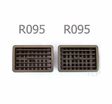 88 - 96 FOR ISUZU TF TFR HOLDEN RODEO PICKUP MIDDLE AIR VENT BROWN VENTILATOR