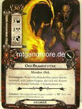 Lord of the Rings LCG  - 2x Ork-Brandstifter  #063 - Die Erben von Numenor