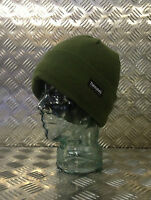 Green Thinsulate Beanie Hat - Very Warm - One Size - Brand New