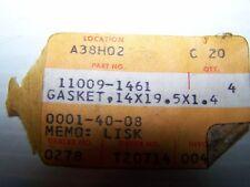 Kawasaki 11009-1461 GASKET,14X19.5X1.4