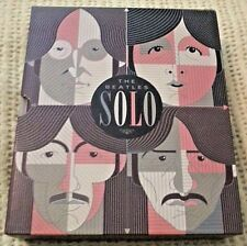 THE BEATLES SOLO 4 PART HARD BACK BOOK COLLECTION 2013 BRAND NEW