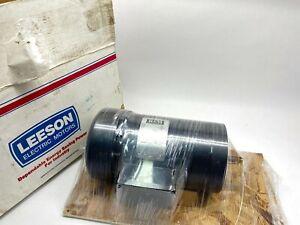 Leeson 114719.00, 2309315103, C6T412NC128B 3 Phase Motor H56C 460V 1/2 HP