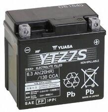 Bateria Yuasa YTZ7S Wet Charged (cargada y activada)