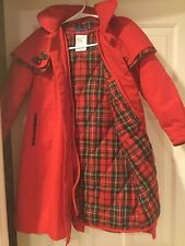 Rothschild Jacket Coat Girls Hooded Removable Quilted Liner Size 6