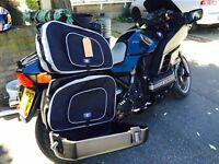 BMW R100 K75 K100 K1100RS K1100LT Pannier liner lugaggage bags pair new quality