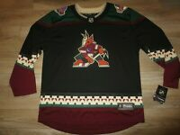 Arizona Coyotes Howler Picasso Fanatics Breakaway NHL Hockey Jersey XL mens NEW
