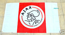 Ajax Amsterdam Flag Banner 3x5 ft Hollan Netherlands Soccer