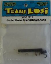 Team Losi LOSA2923 Center Brake Shaft & Hardware for XXX-NT
