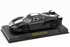 Ferrari FXX año de construcción 2005-2006 negro/blanco 1:43 Altaya