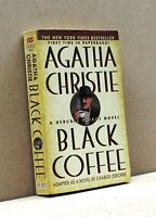 BLACK COFFEE - A. Christie [Libro]