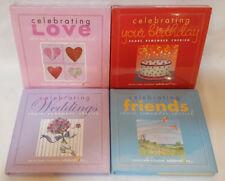 Celebrating Books By Jim McCann Assorted Love Birthday Weddings Friends Cherish