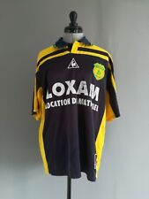 Maillot Football Collection Vintage FC NANTES 2000 - 2001  Taille: M