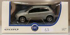 Modellino FIAT STILO, colore grigio, scala 1/43