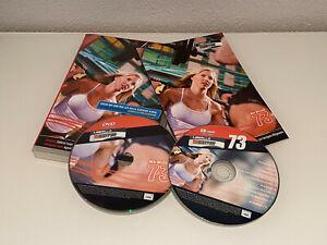 Les Mills BodyPump 73 DVD, CD und Anleitung