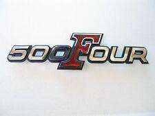 Honda CB Four 500 k0 k1 emblema fregio fianchetto bauletto