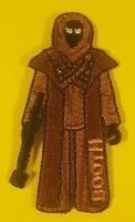 Vinyl Cape Jawa Sears Cantina Booth patch Star Wars Celebration 2019 Chicago