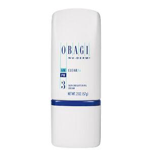 Obagi Medical Nu-Derm Clear FX Skin Brightening Cream- 2oz, Pack of 1
