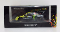 MINICHAMPS VALENTINO ROSSI 1/43  FORD FOCUS WRC MONSTER MONZA RALLY 2009 1008 PZ