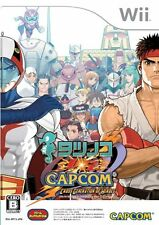 USED Tatsunoko Vs. Capcom: Cross Generation of Heroes Japan