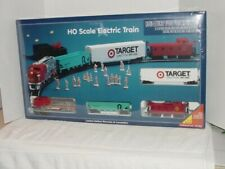 BACHMANN HO SCALE TRAIN SET - TARGET EXCLUSIVE - FACTORY SEALED - 1994 NOS