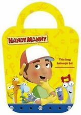 HANDY MANNY PARTY BAGS PK6
