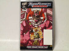 Transformers Armada issue #1 Dw Comics 2003 Vf Free Comic Book Day, Fcbd! Fl