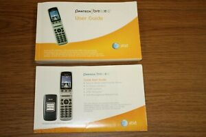 PANTECH Breeze II P2000 MOBILE PHONE Manual and Quick Start Guide ~ AT&T