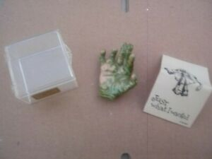 Hagen Renaker VINTAGE Little Horribles HELPING HAND 'Think' 1959 Near Mint