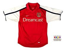 Arsenal 2000/02 Home Soccer Jersey Small Nike EPL